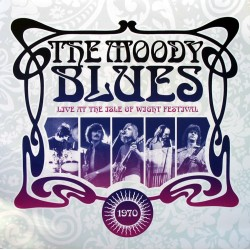 Moody Blues - Live At The Isle Of Wight Festival - CD