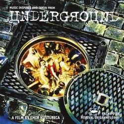 Goran Bregovic - Underground - CD