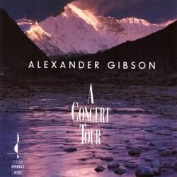 Alexander Gibson - A Concert Tour - CD