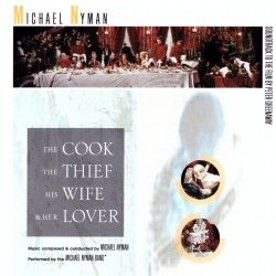 Michael Nyman - The Cook, The Thief, His Wife And The Lover - CD