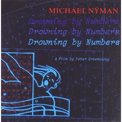 Michael Nyman - Drowning By Numbers - CD
