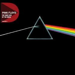 Pink Floyd - The Dark Side Of the Moon - CD Vinyl Replica