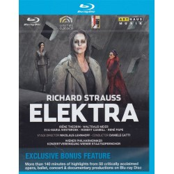 Richard Strauss - Elektra - Blu-ray