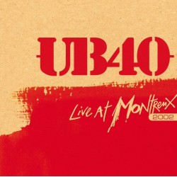 Ub 40 - Live At Montreux 2002 - CD