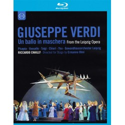 Giusseppe Verdi - Un Ballo In Maschera - Blu-ray