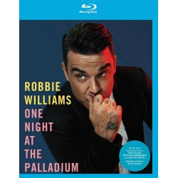 Robbie Williams - One Night At The Palladium - Blu-ray