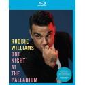 Robbie Williams - One Night At The Palladium - Blu-ray