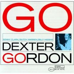 Dexter Gordon - Go - CD