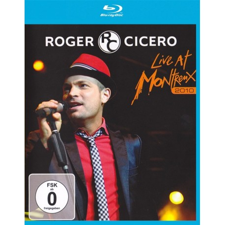 Roger Cicero - Live At Montreux 2010 - Blu-ray