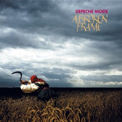 Depeche Mode - A Broken Frame - CD