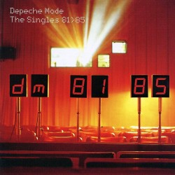 Depeche Mode - Singles 81-85 - CD