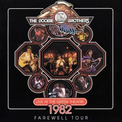 Doobie Brothers - Live At The Greek Theatre - CD