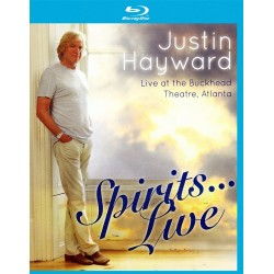 Justin Hayward - Spirits Live - Live at the Buckhead Theatre, Atlanta - Blu-ray
