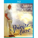 Justin Hayward - Spirits Live - Live at the Buckhead Theatre, Atlanta - Blu-ray