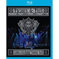 Heaven & Hell - Live Radio City Music Hall - Blu-ray