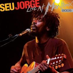 Seu Jorge - Live At Montreux 2005 - CD