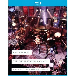 Pat Metheny - Orchestrion Project - Blu-ray