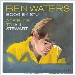 Ben Waters - Boogie 4 Stu - CD