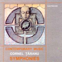 Cornel Ţăranu - Symphonies: Brevis, No.2,3,4 - CD