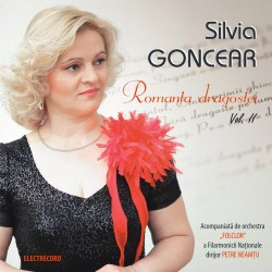 Silvia Goncear - Romanta dragostei vol.2 - CD