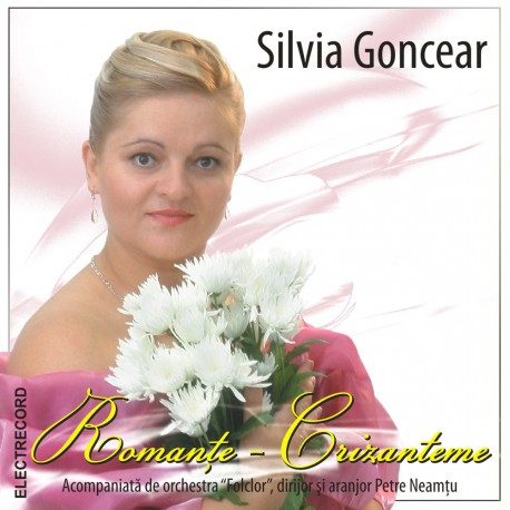 Silvia Goncear - Romante - Crizanteme - CD