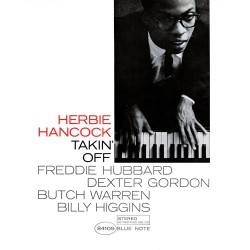 Herbie Hancock - Takin' Off - CD