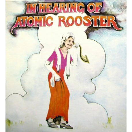 Atomic Rooster - In Hearing Of - CD digipack