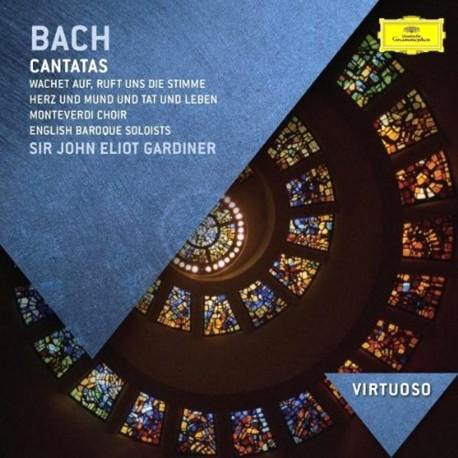 Johann Sebastian Bach - Cantatas - CD