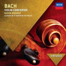 Johann Sebastian Bach - Violin Concertos - CD