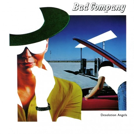 Bad Company - Desolation Angels - CD