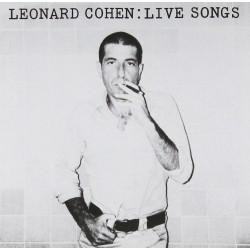 Leonard Cohen - Live Songs - CD