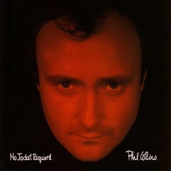 Phil Collins - No Jacket Required - CD