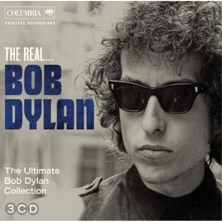 Bob Dylan - Real Bob Dylan - 3CD digipack