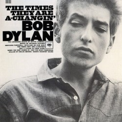 Bob Dylan - Times They Are Changing - CD