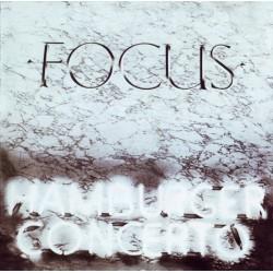 Focus - Hamburger Concerto - CD