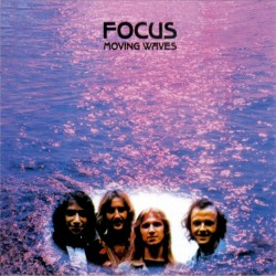 Focus - Moving Waves - CD