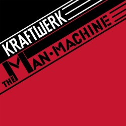 Kraftwerk - Man Machine - CD
