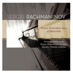 Sviatoslav Richter - Rachmaninov - Piano Concerto No.2/4 Preludes - 180g HQ Vinyl LP