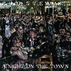 Rod Stewart - A Night On The Town - CD
