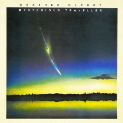 Weather Report - Mysterious Traveller - CD