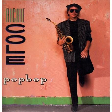 Richie Cole - Popbop - Vinyl LP