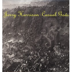 Jerry Harrison - Casual Gods - Cut-out Vinyl LP