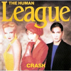 Human League - Crash - LP