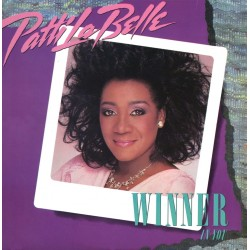 Patti Labelle - Winner In You - Cut-out Vinyl LP