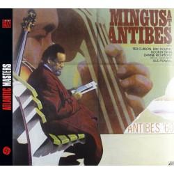 Charles Mingus - Mingus At Antibes - CD digipack