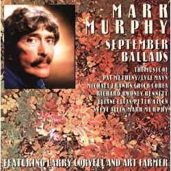 Mark Murphy - September Ballads - LP