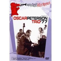 Oscar Peterson Trio - Jazz In Montreux '77 - DVD
