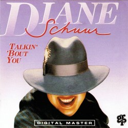 Diane Schuur - Talkin' Bout You - Cut-out Vinyl LP