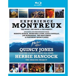 V/A - Experience Montreux - 2 Blu-ray 3D