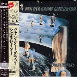 Van Der Graaf Generator - Pawn Hearts - SACD-SHM Japan vinyl replica